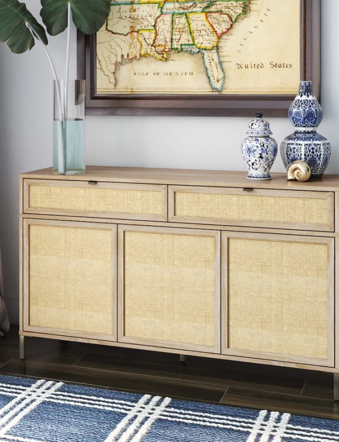 17 Coastal Sideboards We Adore