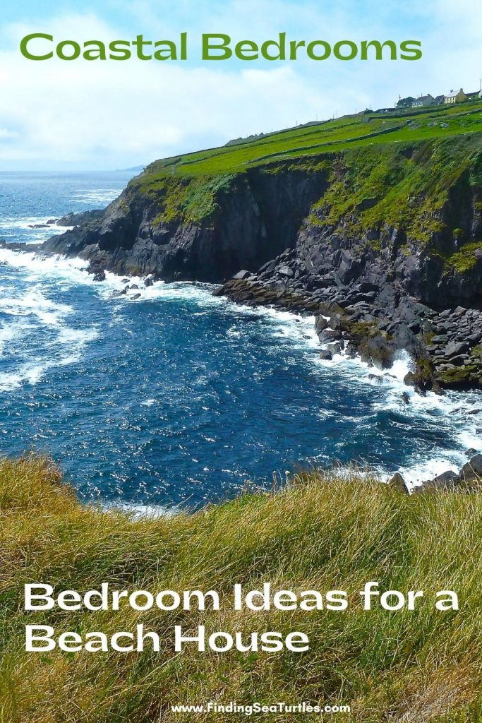 Coastal Bedrooms Bedroom Ideas for a Beach House #Coastal #Beds #BedRoom #CoastalBeds #CoastalBedroom #CoastalDecor #CoastalHome #CoastalLiving #BeachHouse #SeasideStyle #LakeHouse #SummerHouse #CoastalBohoDecor