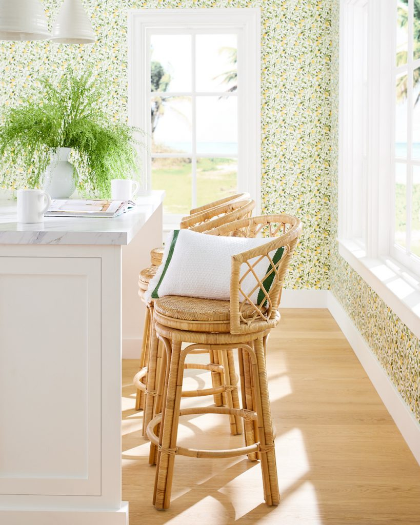Davinci Arm chair with Cushion #BarStools #CoastalBarStools #Coastal #CoastalDecor #HomeDecor #KitchenBarStools #BeachHouse #SummerHouse #LakeHouse #CoastalHome