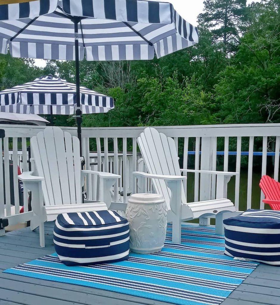 Inspo 1 #PatioUmbrella #MarketUmbrella #Pool #PoolSide #Patio #Summer #OutdoorSpaces #Backyard #PatioDecor #PatioFurniture #SummerHouse #CoastalHome #BeachHouse #LakeHouse #IslandHome #OutdoorLiving #BeachHouseStyle #BeachHouseDecor
