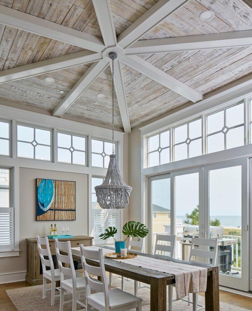 Coastal Dining Rooms Inspo 16 #Coastal #DiningRoom #CoastalDiningRoom #CoastalDecor #CoastalHomeDecor #BeachHouse #SeasideStyle #LakeHouse #SummerHouse #DiningRoomAccessories