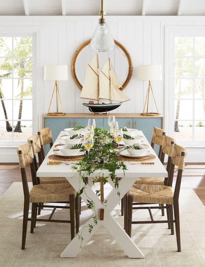 23 Best Inspirational Coastal Dining Rooms