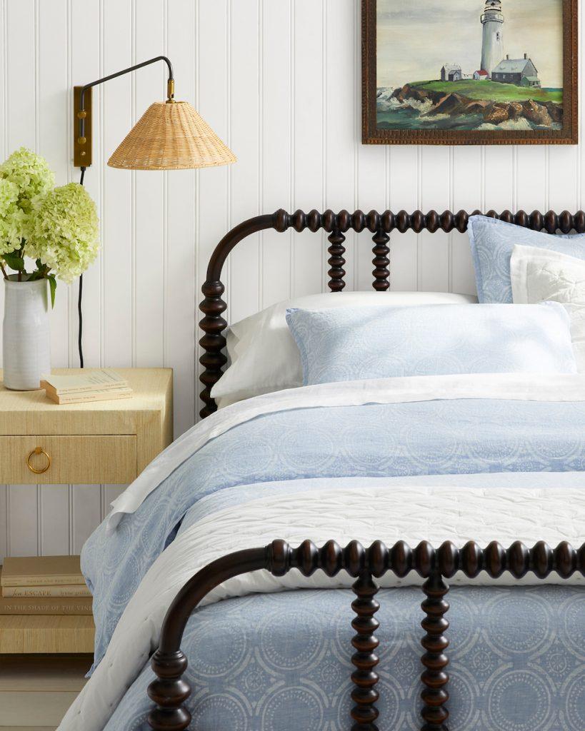 Inspo 22 #Coastal #Beds #BedRoom #CoastalBeds #CoastalBedroom #CoastalDecor #CoastalHome #CoastalLiving #BeachHouse #SeasideStyle #LakeHouse #SummerHouse #CoastalBohoDecor