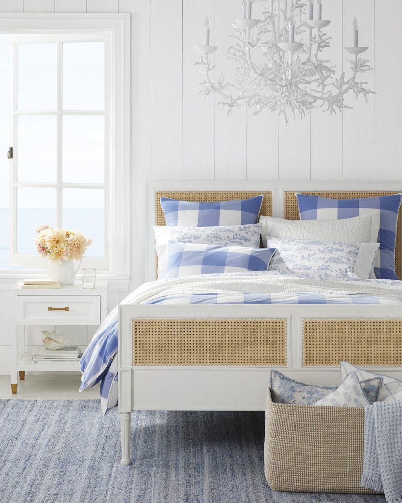 Inspo 23 #Coastal #Beds #BedRoom #CoastalBeds #CoastalBedroom #CoastalDecor #CoastalHome #CoastalLiving #BeachHouse #SeasideStyle #LakeHouse #SummerHouse #CoastalBohoDecor