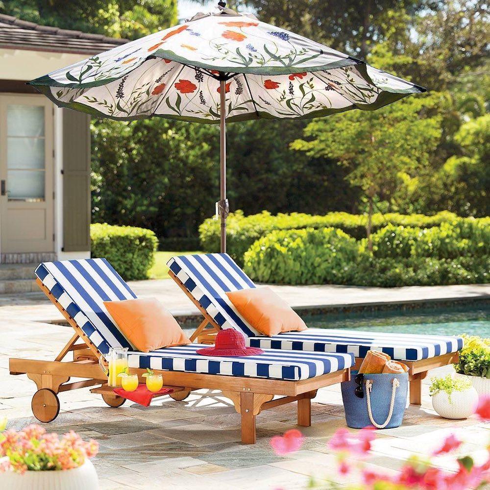Outdoor Patio Umbrella Inspo 6 #PatioUmbrella #MarketUmbrella #Pool #PoolSide #Patio #Summer #OutdoorSpaces #Backyard #PatioDecor #PatioFurniture #SummerHouse #CoastalHome #BeachHouse #LakeHouse #IslandHome #OutdoorLiving #BeachHouseStyle #BeachHouseDecor