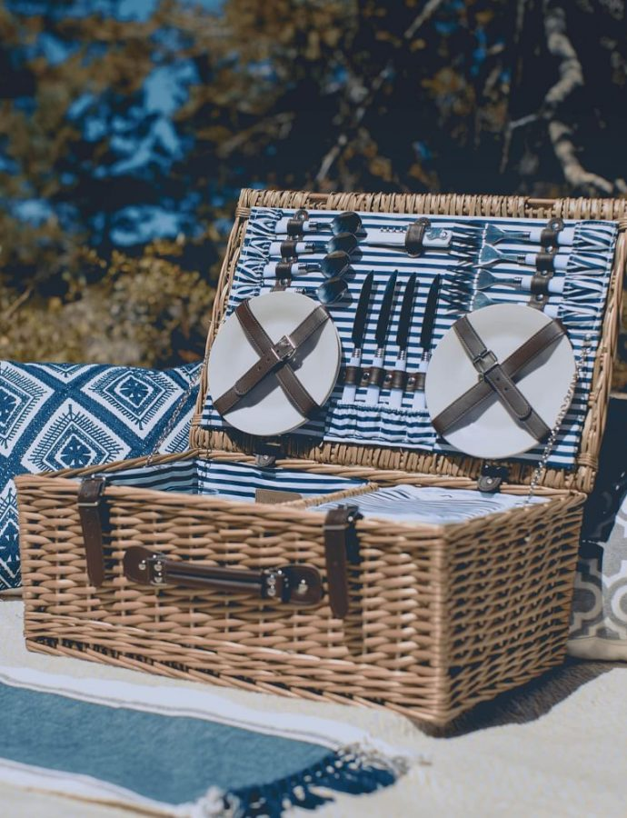 Best Picnic Baskets for Families on the Go