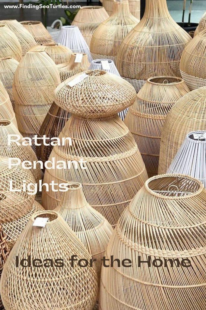 Rattan Pendant Lights Ideas for the Home #Coastal #Rattan #RattanPendant #InspirationalDecor #DecorIdeas #DiningRoom #CoastalDiningRoom #CoastalKitchen #CoastalDecor #CoastalHomeDecor #BeachHouse #SeasideStyle #LakeHouse #SummerHouse