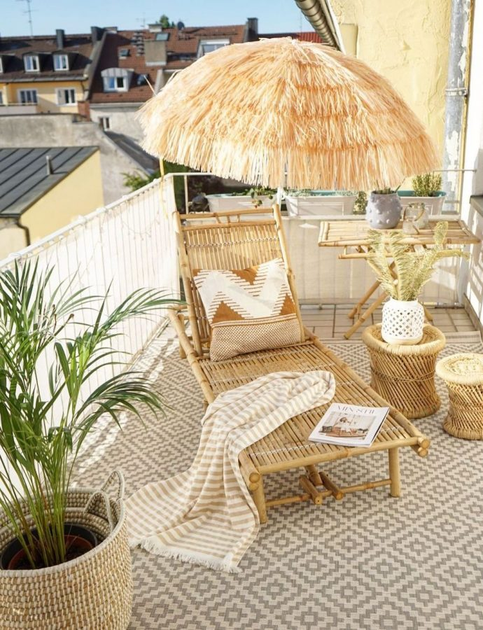 Brilliant Balcony Decor Ideas