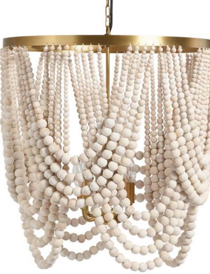 17 Best Beaded Chandelier Decor Ideas