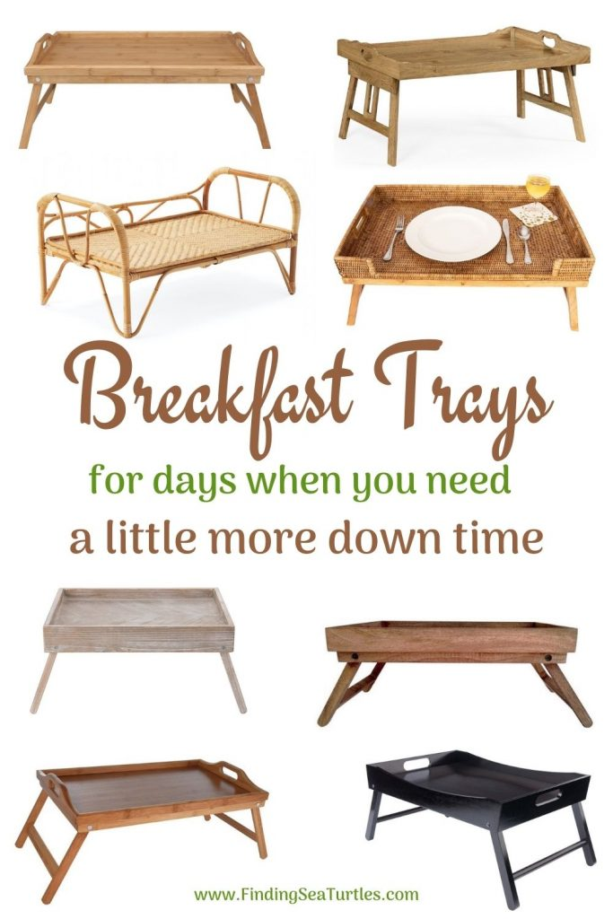 Breakfast Trays for days when you need a little more down time #Coastal #Trays #BreakfastTrays #BreakfastInBed #BedTrays #BreakfastBedTrays #HomeDecor #CoastalHomeDecor #CoastalHome #CoastalLiving #BeachHouse #SeasideStyle #LakeHouse #SummerHouse #CoastalBohoDecor