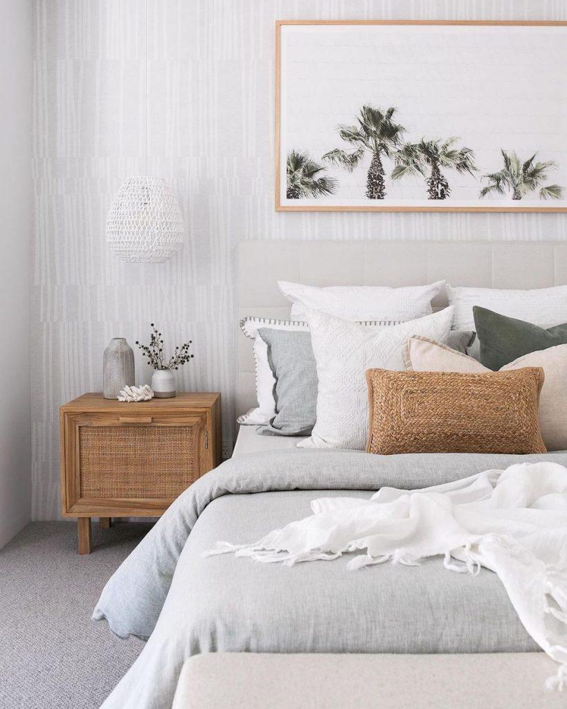Inspo 16 #Coastal #Beds #BedRoom #CoastalBeds #CoastalBedroom #CoastalDecor #CoastalHome #CoastalLiving #BeachHouse #SeasideStyle #LakeHouse #SummerHouse #CoastalBohoDecor