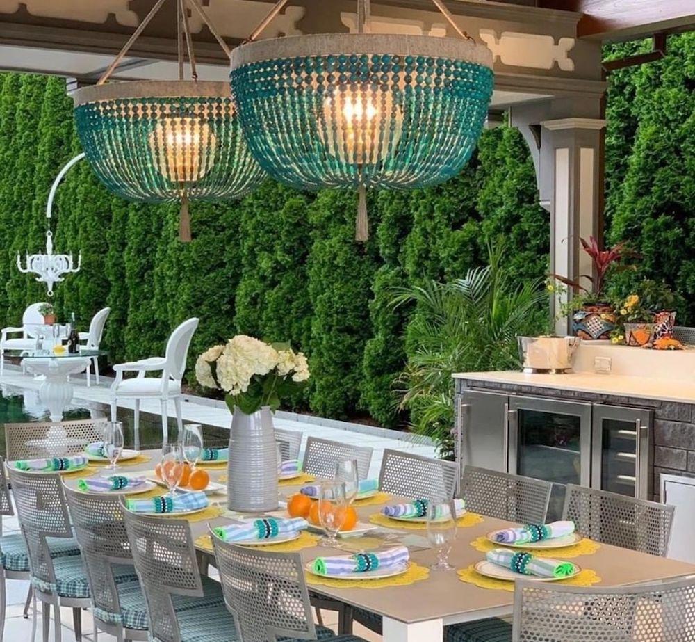 Beaded Chandelier Decor Ideas Inspo 17 #Coastal #Boho #Chandeliers #BeadedChandeliers #CoastalDecor #DiningRoom #Entryway #Foyer #DecorIdeas #Inspo #CoastalLiving #HomeDecorTipsAndTricks #HomeDecor