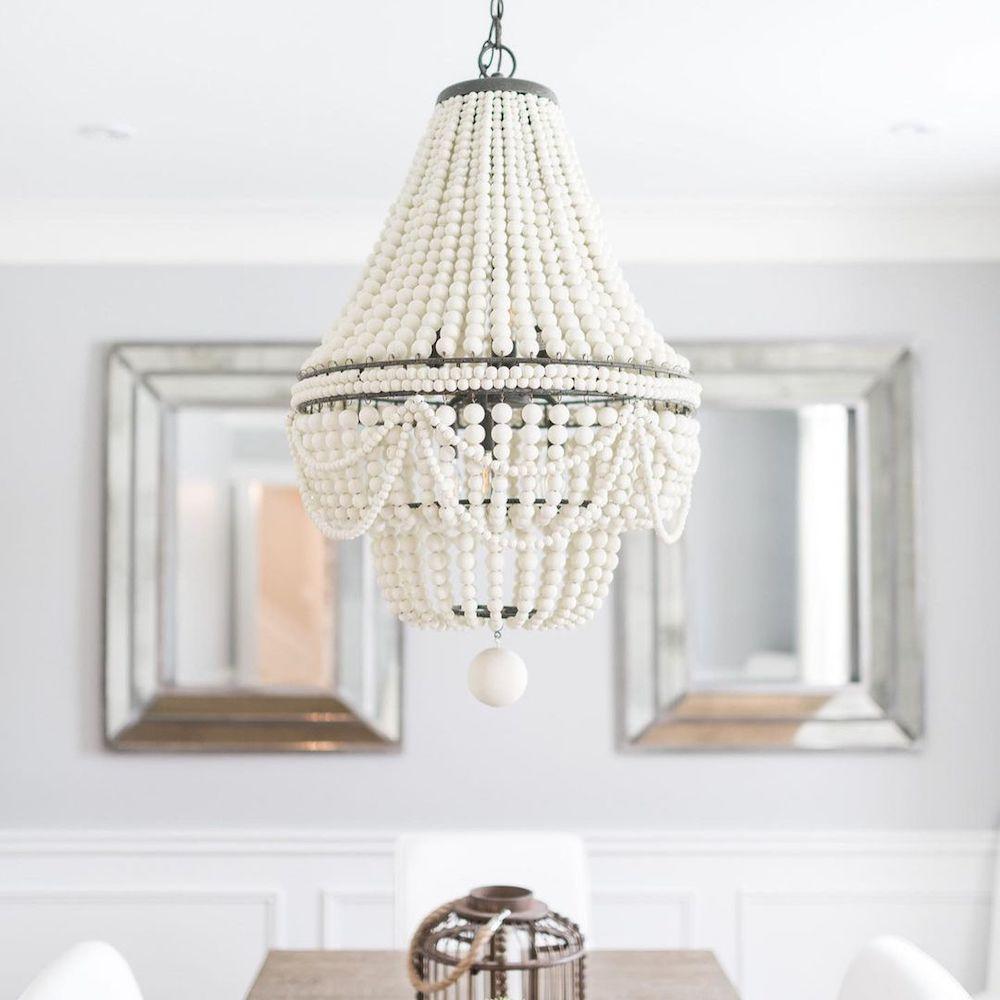 Beaded Chandelier Decor Ideas Inspo 18b #Coastal #Boho #Chandeliers #BeadedChandeliers #CoastalDecor #DiningRoom #Entryway #Foyer #DecorIdeas #Inspo #CoastalLiving #HomeDecorTipsAndTricks #HomeDecor
