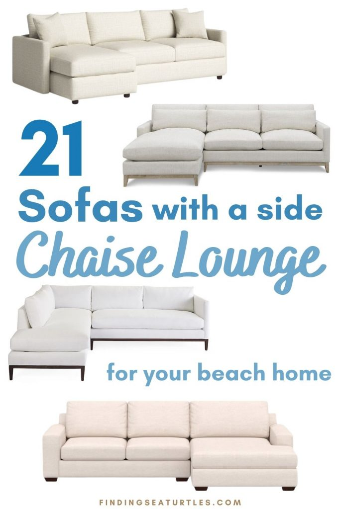 21 Sofas with a side Chaise Lounge for your beach home #Coastal #Sofas #CoastalSofas #CoastalSofasChaiseLounge #LivingRoom #CoastalLivingRoom #SofawithChaiseLounge #CoastalDecor #HomeDecor #CoastalHomeDecor #CoastalHome #CoastalLiving #BeachHouse #SeasideStyle #LakeHouse #SummerHouse
