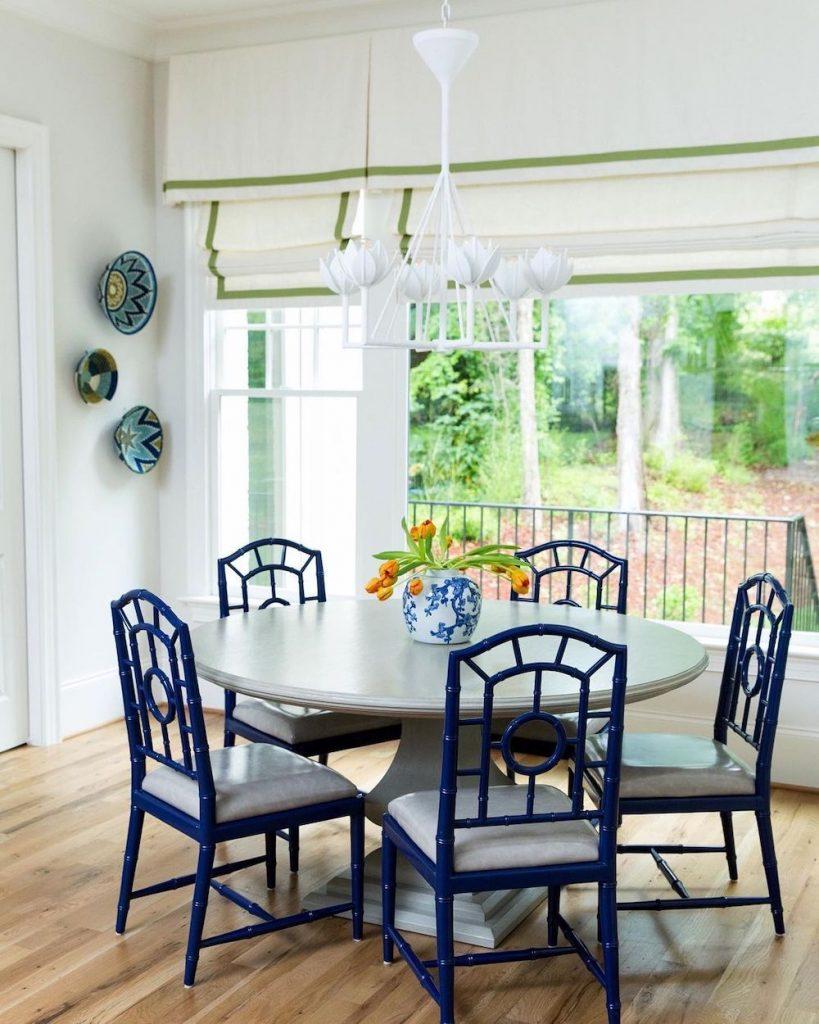 Coastal Blue and Green Interiors Inspo 11 #BlueGreenRooms #BlueGreenInteriors #Coastal #CoastalHomeDecor #HomeDecor #LivingRoomDecor
