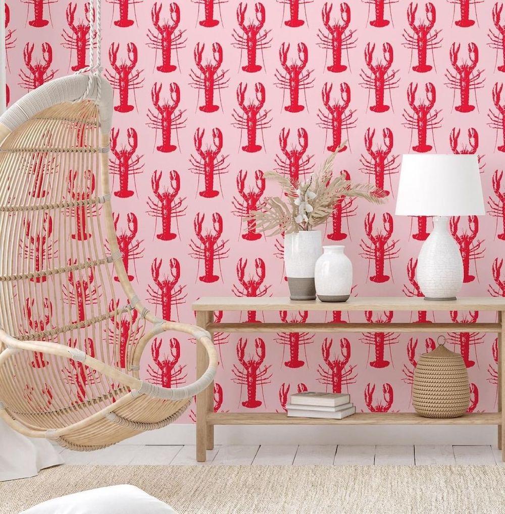 Coastal Pink Styling Ideas Inspo 23 #Pink #PinkAccessories #Coastal #CoastalPinkDecor #BohoCoastal #CoastalDecor #HomeDecor