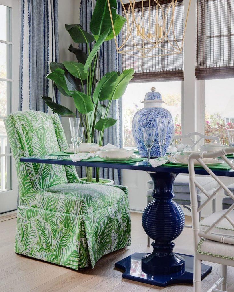 Coastal Blue and Green Interiors Inspo 33 #BlueGreenRooms #BlueGreenInteriors #Coastal #CoastalHomeDecor #HomeDecor #LivingRoomDecor