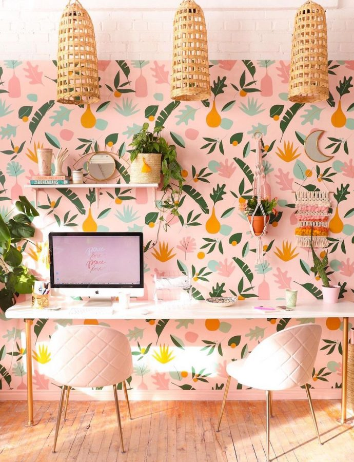 15 Best Coastal Wallpaper for Today's Summer Home