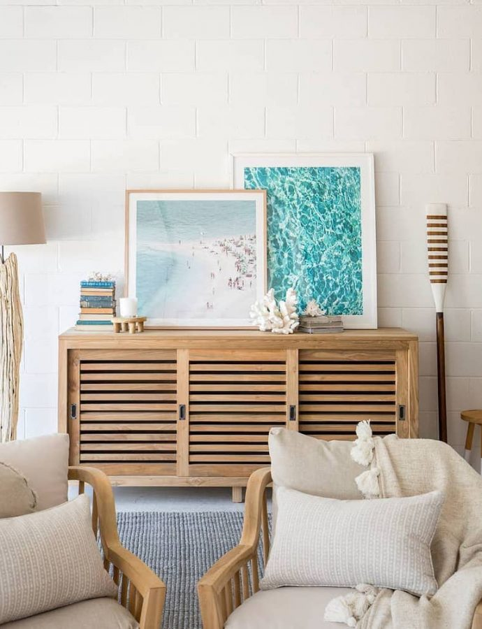 27 Best Coastal Floor Lamps for Summer Homes