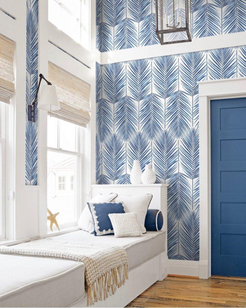 Coastal Wallpaper Styling Ideas Inspo 16 #WallPaper #CoastalWallpaper #Coastal #CoastalDecor #HomeDecor