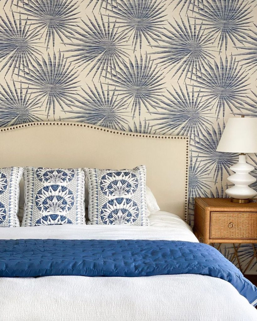 Coastal wallpaper styling ideas Inspo 19 #WallPaper #CoastalWallpaper #Coastal #CoastalDecor #HomeDecor