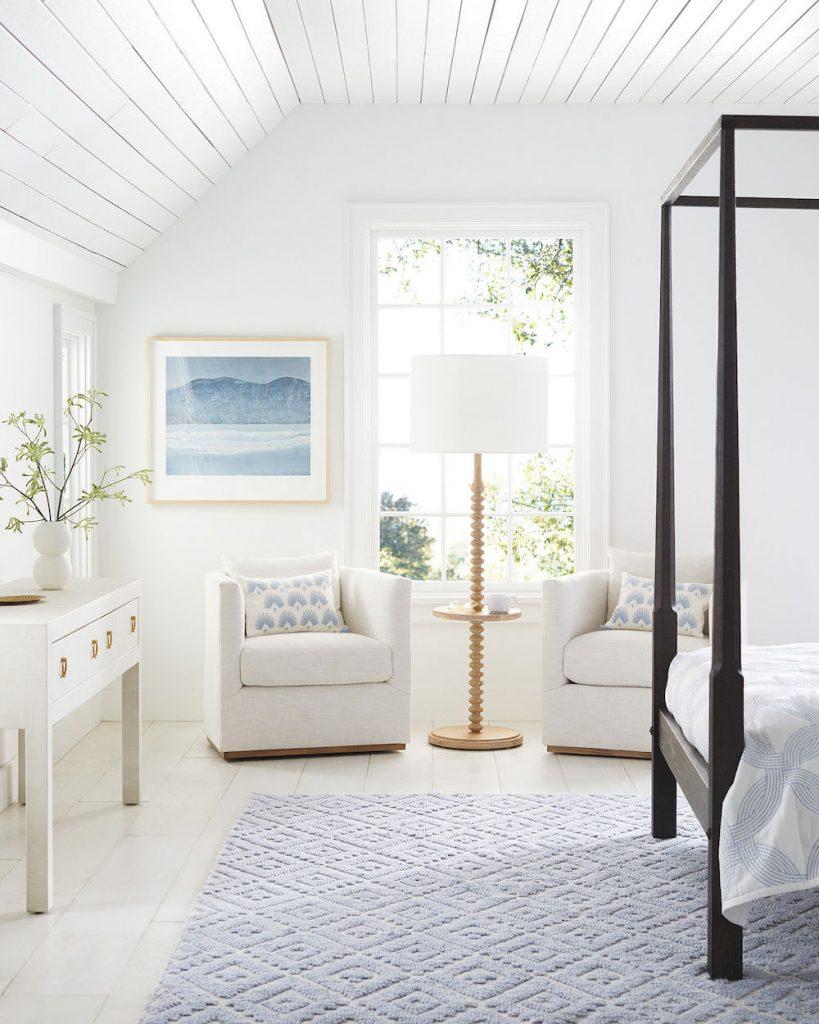 Coastal Floor Lamps Inspo 2 Light Up the Bedroom #FloorLamps #CoastalFloorLamps #HomeDecor #CoastalHomeDecor #SummerHome