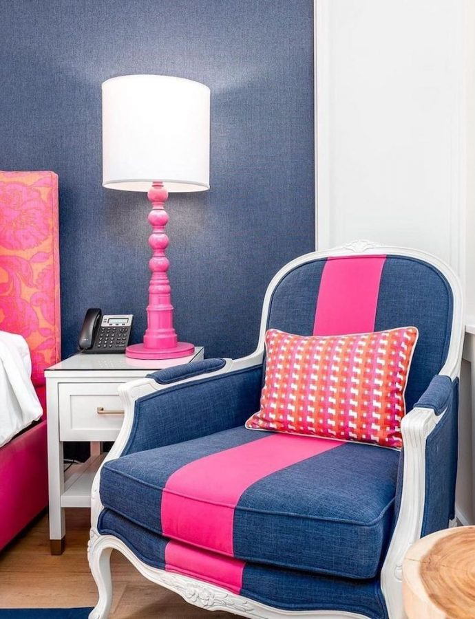 15 Best Pink Table Lamps for Today's Coastal Home