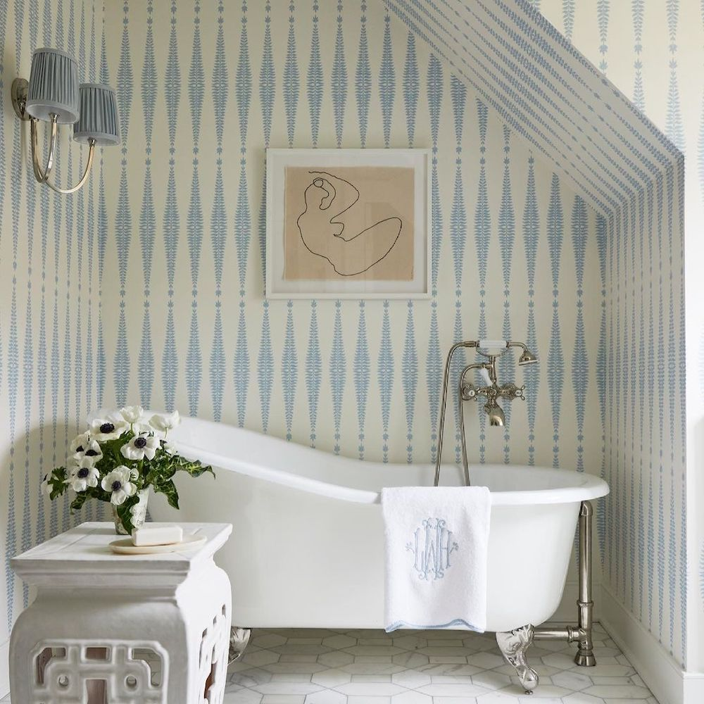 Inspo 7 #WallPaper #CoastalWallpaper #Coastal #CoastalDecor #HomeDecor