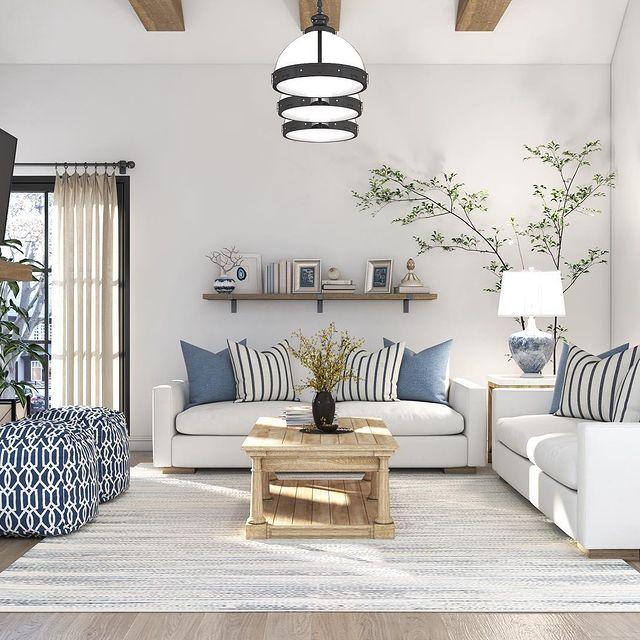 Coastal coffee table styling ideas Inspo 7 3 #CoffeeTables #CoastalCoffeeTables #BohoCoastal #CoastalDecor #HomeDecor