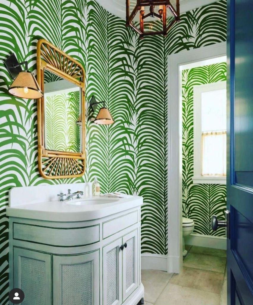 Coastal wallpaper styling ideas Inspo 8 #WallPaper #CoastalWallpaper #Coastal #CoastalDecor #HomeDecor