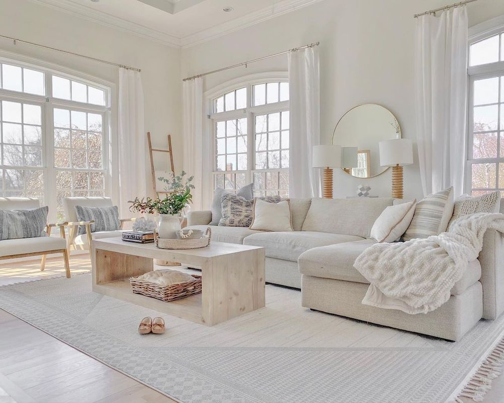 Coffee Table Styling Ideas Inspo 8 #CoffeeTables #CoastalCoffeeTables #BohoCoastal #CoastalDecor #HomeDecor