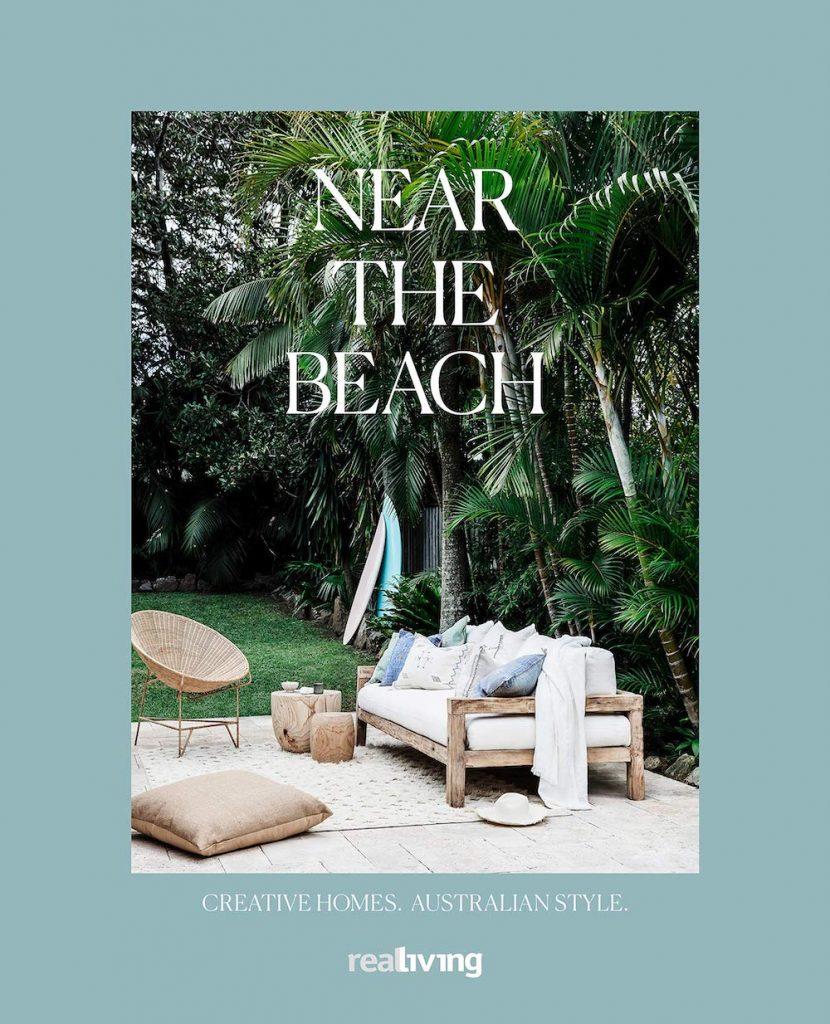 Near the Beach - Creative homes Australian Style #HomeDecorBooks #CoffeeTableBooks #Coastal #CoastalDecor #CoffeeTableStyling #HomeDecor