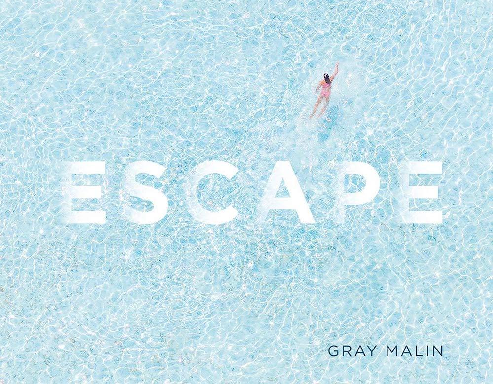 Escape by Gray Malin #DecorBooks #CoffeeTableBooks #Coastal #CoastalDecor #CoastalTableStyling #HomeDecor