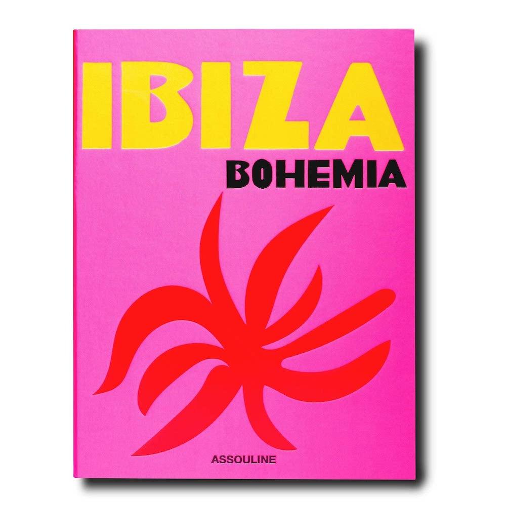 Pink Books Ibiza Bohemia by Renu Kashyap, Maya Boyd #Pink #PinkBooks #Coastal #CoastalPinkDecor #CoastalDecor #HomeDecor #LivingRoomDecor