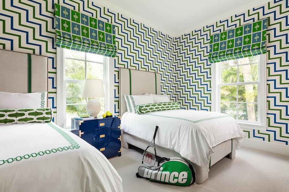 Coastal Blue and Green Interiors Inspo 10