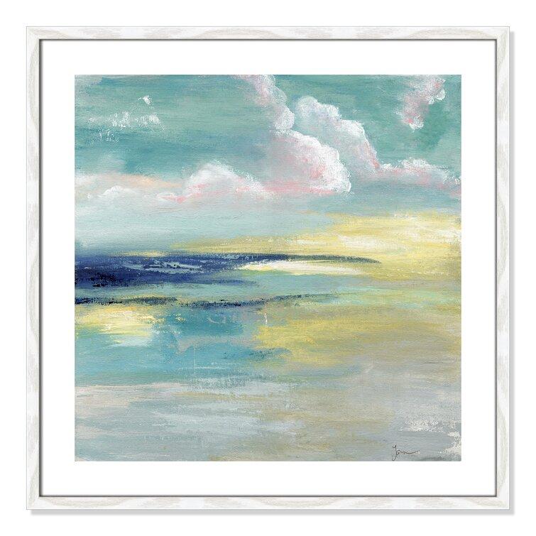 Ocean View #BlueGreenRooms #BlueGreenInteriors #Coastal #CoastalHomeDecor #HomeDecor #LivingRoomDecor