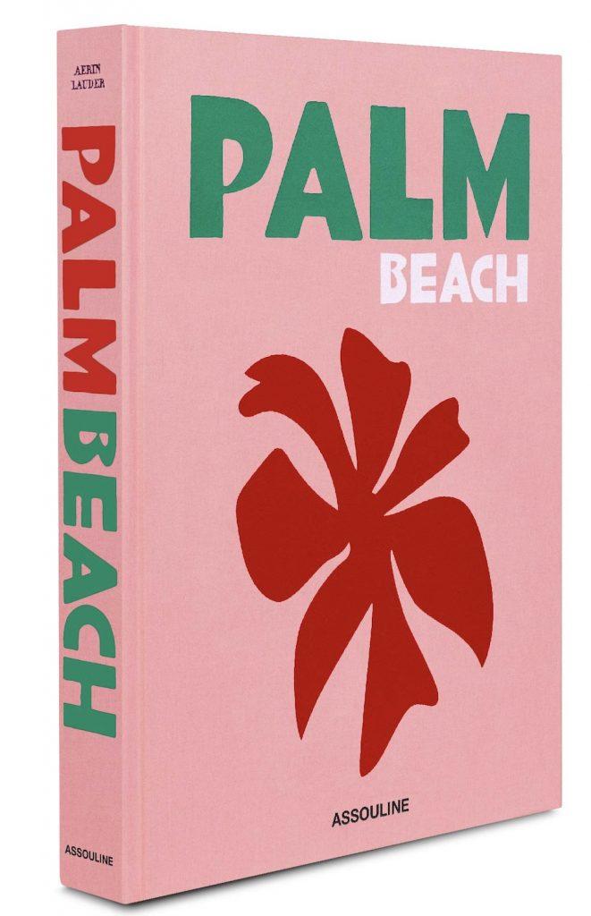 Pink Books Palm Beach by Aerin Lauder #Pink #PinkBooks #Coastal #CoastalPinkDecor #CoastalDecor #HomeDecor #LivingRoomDecor