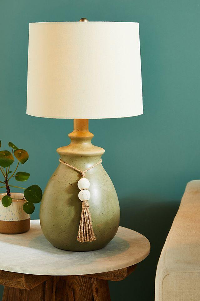 Verlyn Table Lamp #BlueGreenRooms #BlueGreenInteriors #Coastal #CoastalHomeDecor #HomeDecor #LivingRoomDecor
