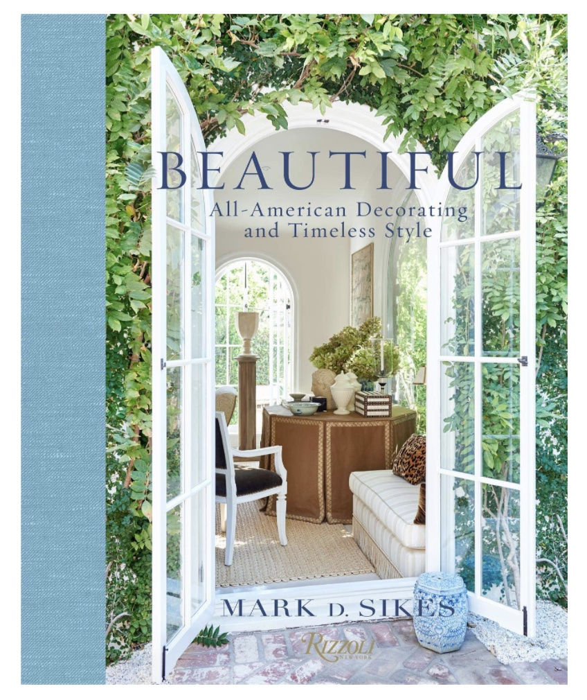 Beautiful- All American Decorating and Timeless Style #HomeDecorBooks #CoffeeTableBooks #Coastal #CoastalDecor #CoffeeTableStyling #HomeDecor