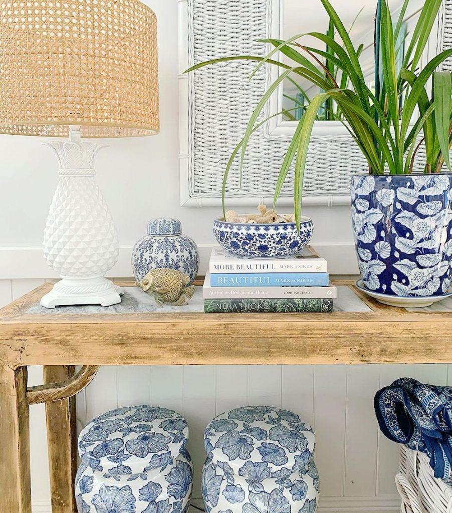 Coastal Home Decor Books Inspo 1 #HomeDecorBooks #CoffeeTableBooks #Coastal #CoastalDecor #CoffeeTableStyling #HomeDecor