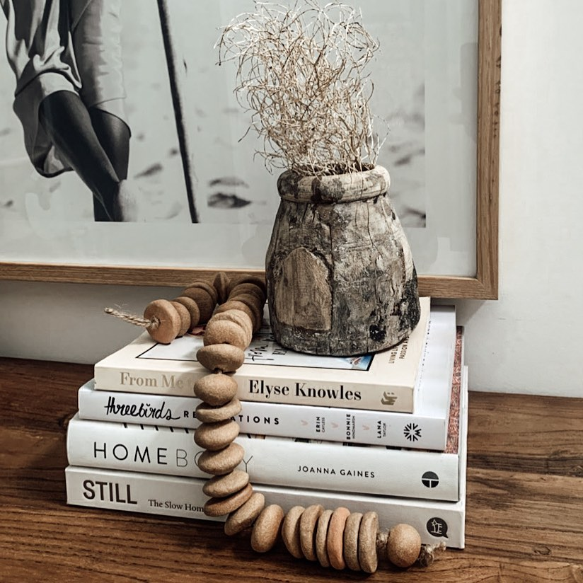 Coastal Home Decor Books Inspo 3 #HomeDecorBooks #CoffeeTableBooks #Coastal #CoastalDecor #CoffeeTableStyling #HomeDecor