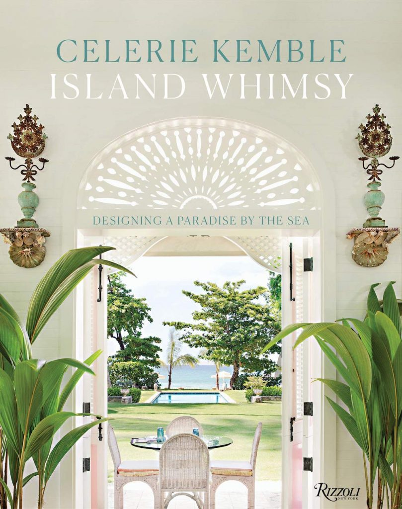 Coastal Home Decor Books Island Whimsy- Designing a Paradise by the Sea by Celerie Kemble #HomeDecorBooks #CoffeeTableBooks #Coastal #CoastalDecor #CoffeeTableStyling #HomeDecor