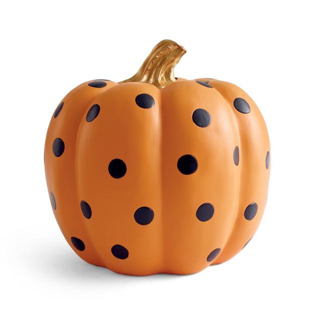 Large Dot #Fall #HomeDecor #Harvest #AutumnDecor #Pumpkins