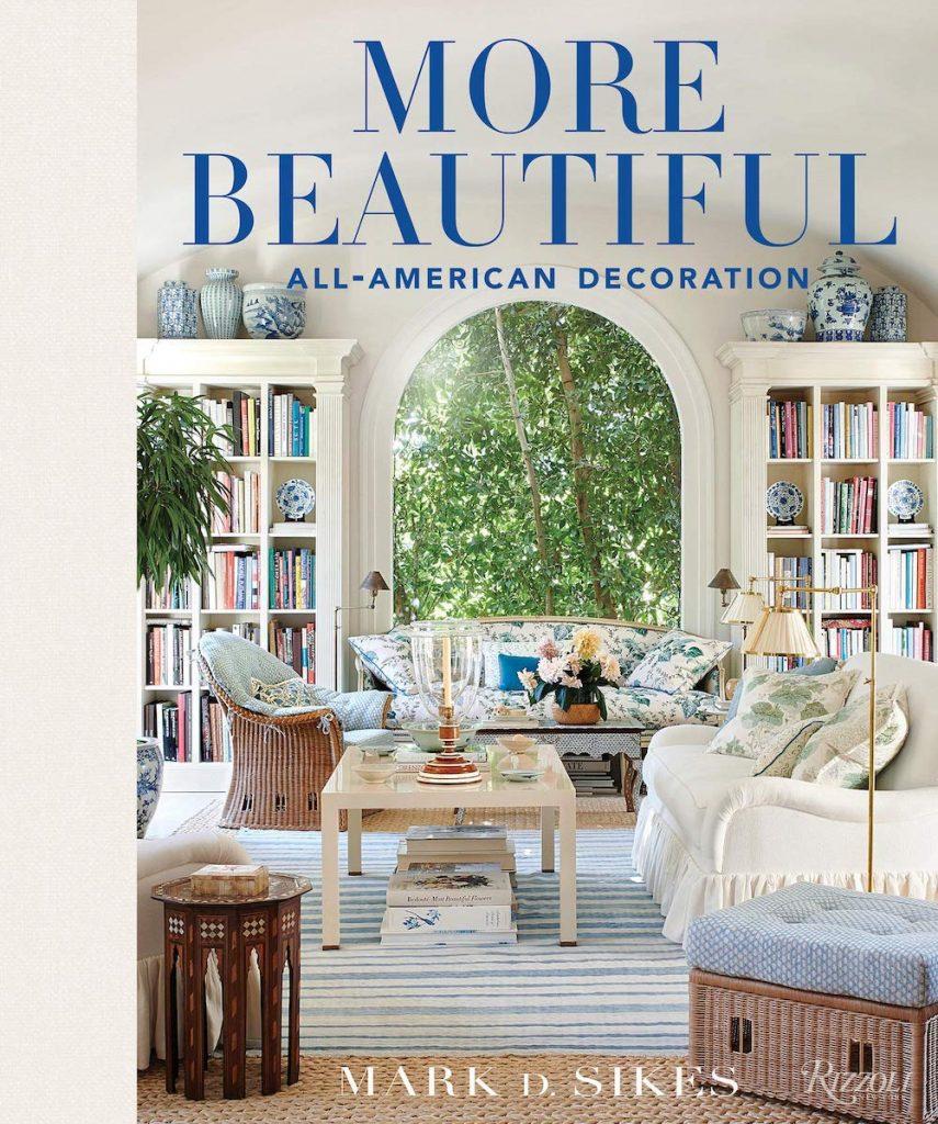 Coastal Home Decor Books More Beautiful by Mark D Stykes #HomeDecorBooks #CoffeeTableBooks #Coastal #CoastalDecor #CoffeeTableStyling #HomeDecor