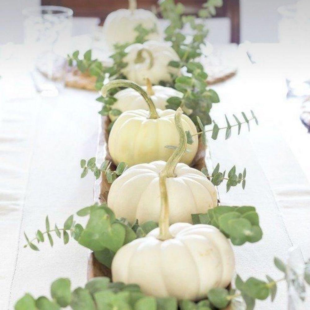 In 14 #Fall #Tablescapes #FallDecor #HomeDecor #AutumnDecor
