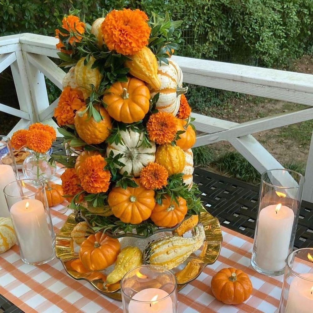 Fall Tablescape Styling Ideas In 15 1 #Fall #Tablescapes #FallDecor #HomeDecor #AutumnDecor