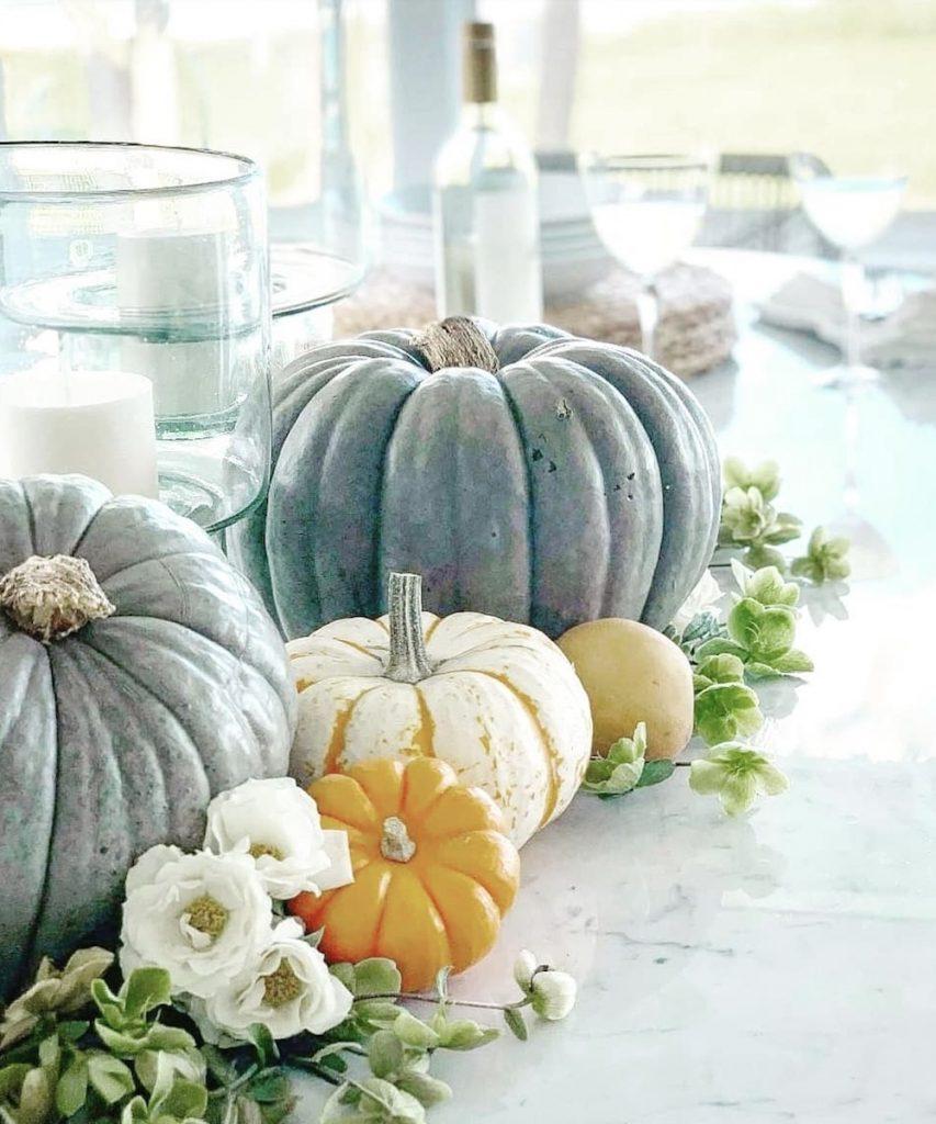 In 3 2 #Fall #FallCenterpiece #FallDecor #Autumn #FallTable #HomeDecor