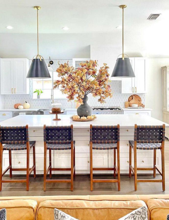 14 Fall Kitchen Decor Ideas to Celebrate the Season