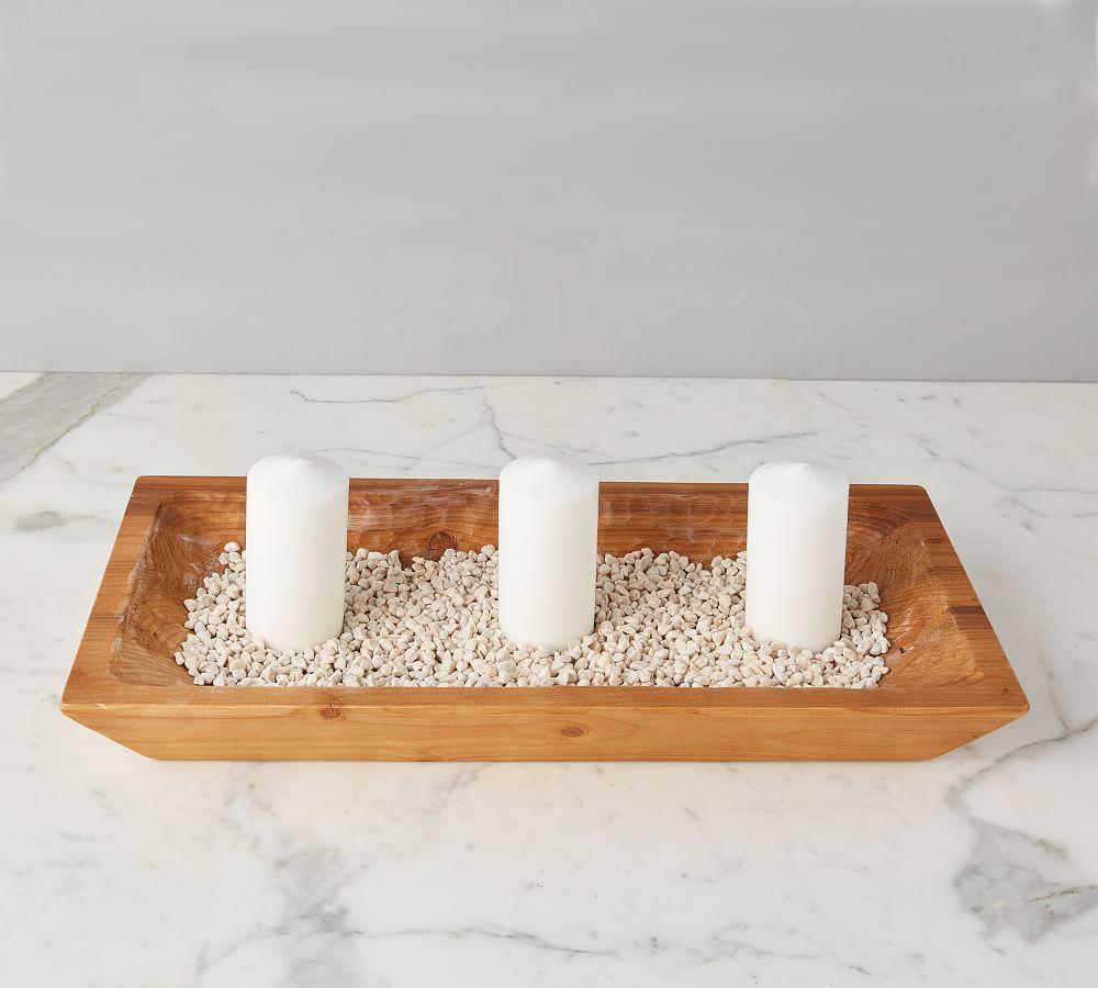 DIY fall centerpiece ideas Reclaimed Wood Dough Bowl #Fall #FallCenterpiece #FallDecor #Autumn #FallTable #HomeDecor