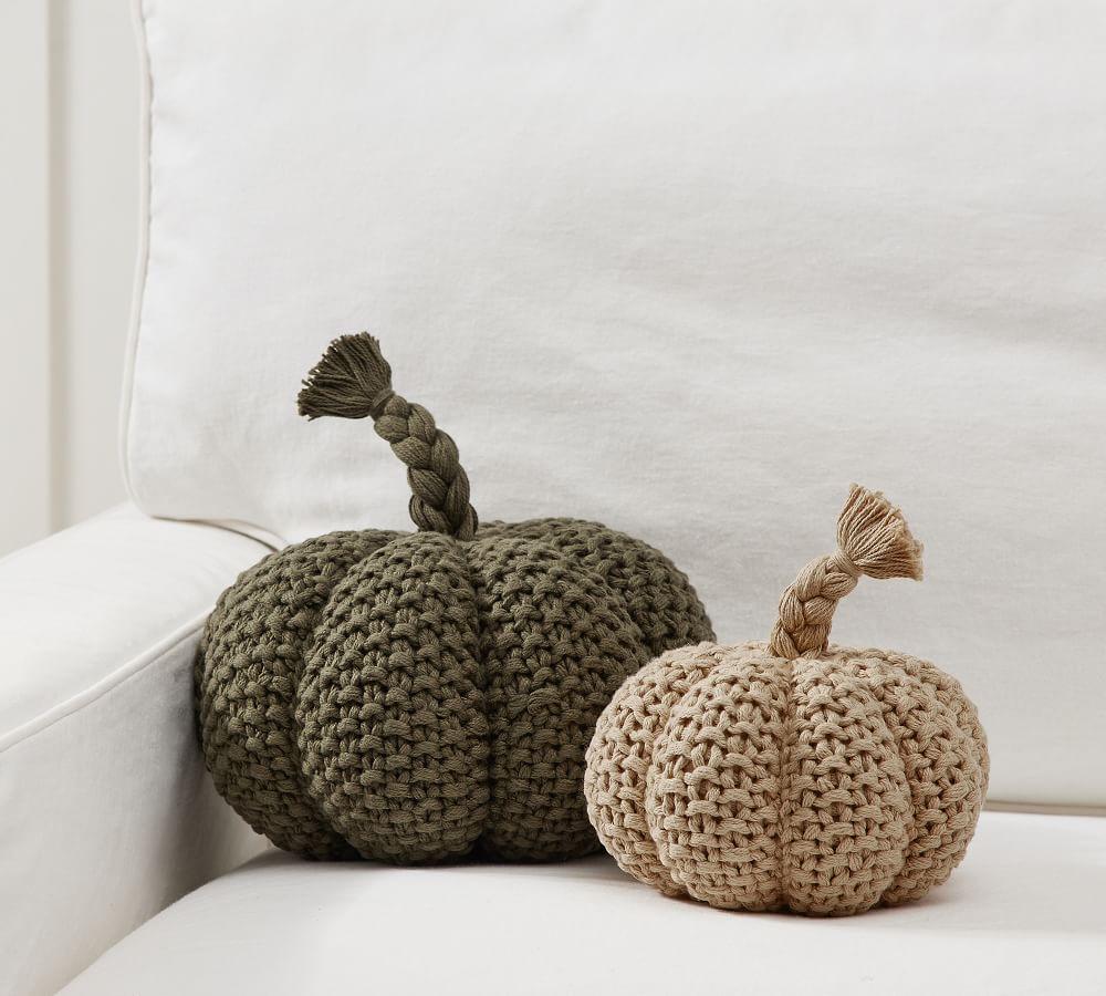 Fall Mantel Styling Ideas Seedstitch Pumpkin Shaped Pillow #Fall #FallMantel #FallDecor #HomeDecor #AutumnDecor